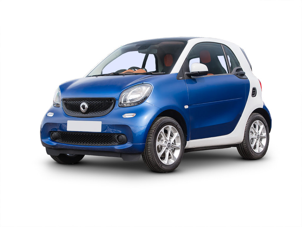 Fortwo Electric Coupe