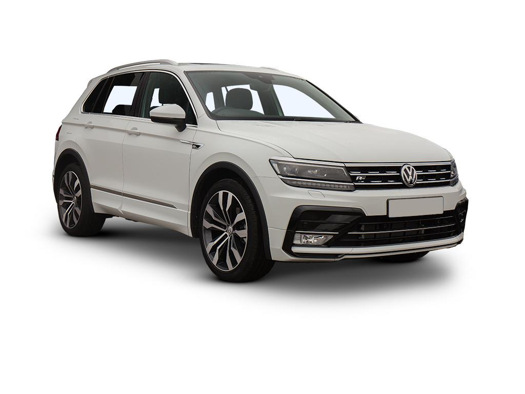 Tiguan Estate